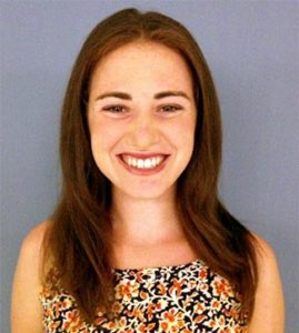 Jodie Davidson, Florida International University Student, Scholarship Recipient
