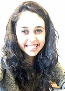 2016 Scholarship recipient, Jordanna (Jordy) Meisler Sevitz