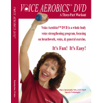 Voice Aerobics DVD