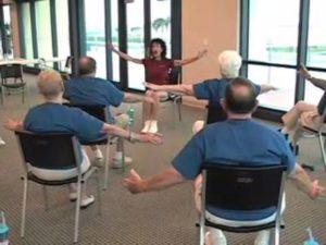 Voice Aerobics Breathing Class