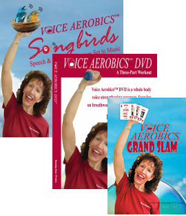 voice aerobics combo pack
