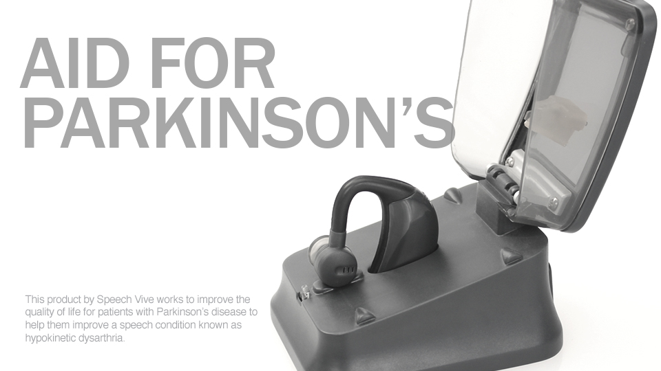 Speech Vive Device Reduces the Burden of Speaking for Some People with Parkinson's
