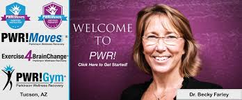 PWR!4Life Exercise4BrainChange®: Parkinson's Researcher and PT Dr. Becky Farley interview