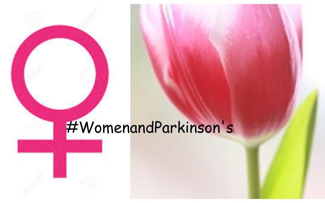 #WomenAndParkinsons