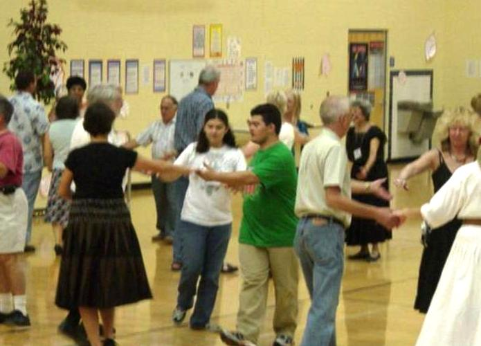 NEW! English and Country Folk Dancing Charlotte County