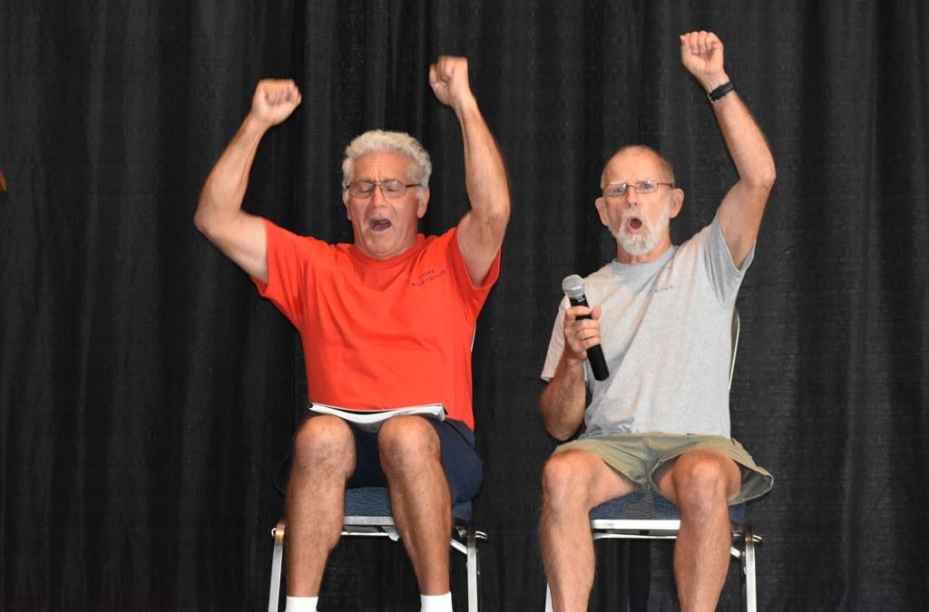 Parkinson's and Voice: Express Yourself