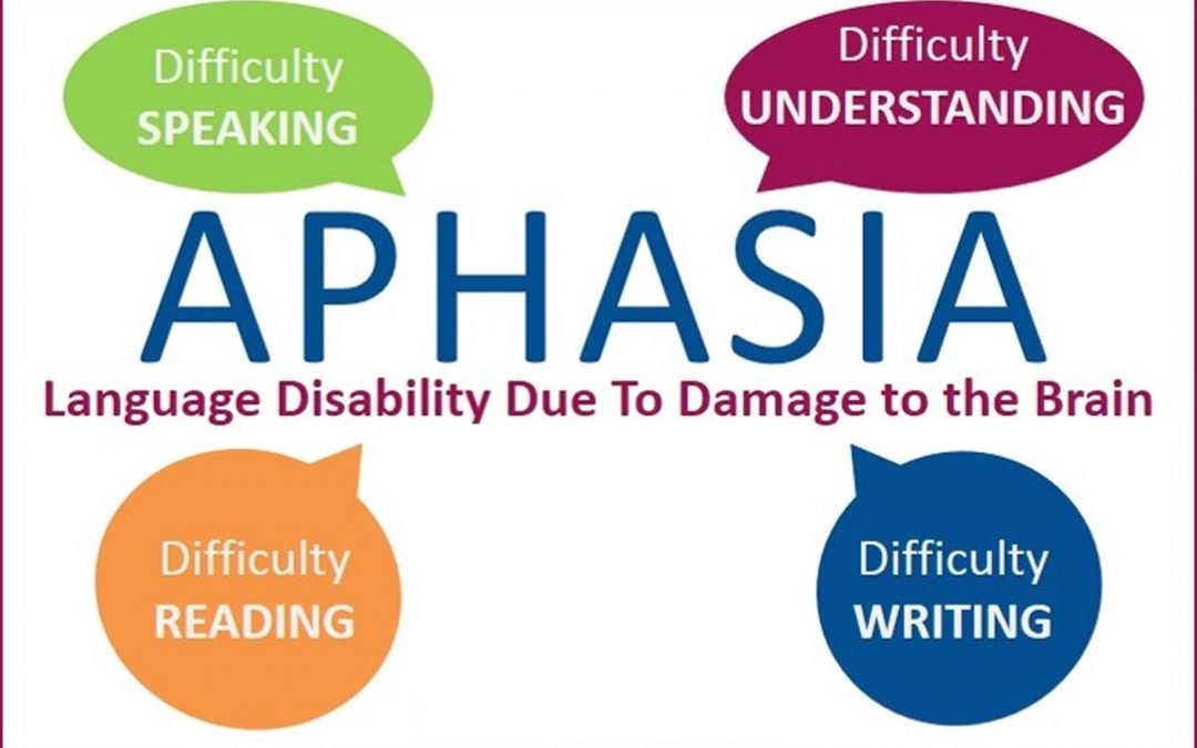 Aphasia Recovery: how much therapy is enough?