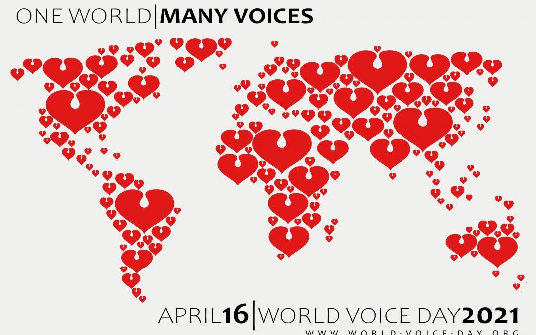 World Voice Day Let Voice Aerobics® Help Strengthen Your Voice