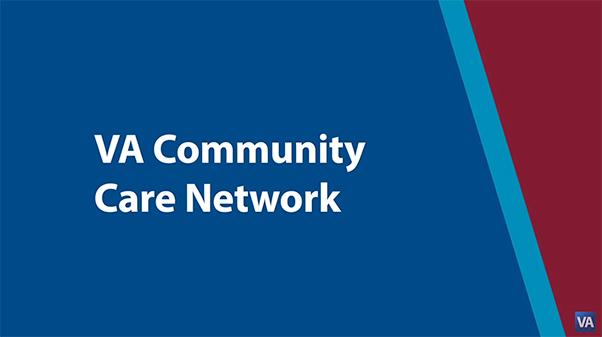 Member of the VA Community Care Network